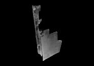 Кронштейн радіатора (закрилок) (пластик). Артикул: A11-1301211