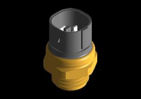 Датчик включения вентилятора. Артикул: a11-1305011