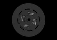 Диск сцепления GPD. Артикул: a11-1601030ac
