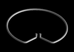Кільце стопорне зчеплення Chery Amulet. Артикул: A11-1601119
