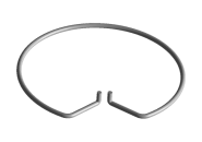Пружина фіксатор диска зчеплення Chery Amulet/Karry. Артикул: A11-1601119AC