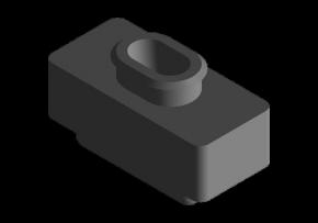 Проставка троса зчеплення гумова Chery Amulet. Артикул: A11-1602101