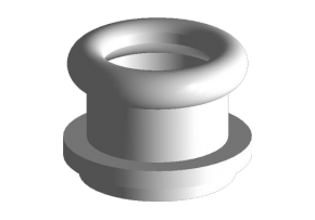 Втулка резиновая кулисы КПП Chery Amulet. Артикул: A11-1703231