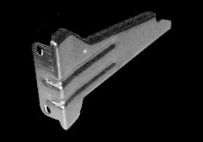 Крепление переднего бампера правое (металл) A15. Артикул: A11-2803590