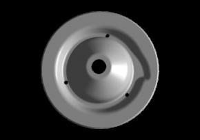 Чашка переднього амортизатора верхня A15. Артикул: A11-2901015