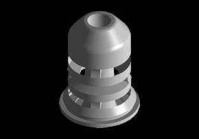 Відбійник амортизатора переднього Chery Amulet. Артикул: A11-2901023