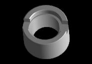 Гайка амортизатора передняя Chery Amulet. Артикул: A11-2901041