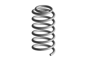 Пружина передня Chery Amulet. Артикул: A11-2902011