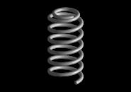 Пружина передньої підвіски A11-2902011. Артикул: A11-2902011