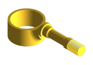 Стойка стабилизатора переднего (голая). Артикул: a11-2906021