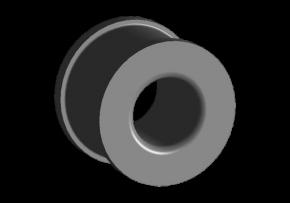 Втулка стойки стабилизатора (в стойку). Артикул: a11-2906023