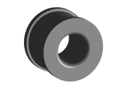 Втулка стойки стабилизатора Chery Amulet. Артикул: A11-2906023
