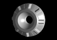 Втулка амортизатора задняя нижняя Chery Amulet/Forza. Артикул: A11-2911023