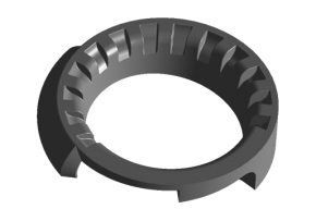 Опора пружины задней Chery Amulet/Tiggo 2. Артикул: A11-2911031