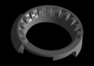 Опора пружини задньої Chery Amulet/Tiggo 2. Артикул: A11-2911031