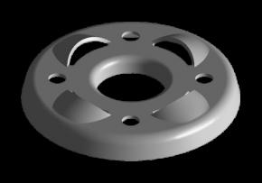Чашка заднього амортизатора (оригінал) A15. Артикул: A11-2911043