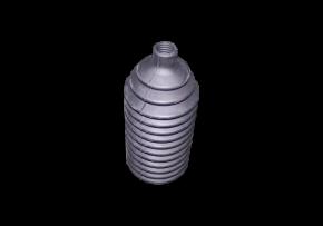 Пыльник рулевой тяги. Артикул: a11-3400107ab