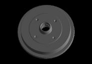 Тормозной барабан (старый образец) A15. Артикул: A11-3502031