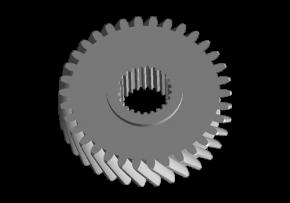 Шестерня 5 передачи вторичного вала A15. Артикул: A11-3AA015311361AA
