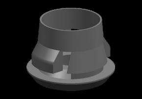 Фиксатор порога (черные) A15. Артикул: A11-5101033