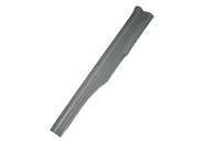 Накладка порога внутренняя задняя L (серая) Chery Amulet KLM. Артикул: A11-5101050AL