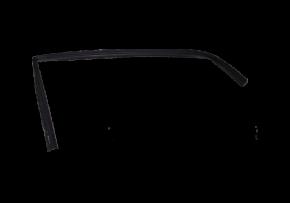 Уплотнитель стекла передней левой двери. Артикул: a11-5206111