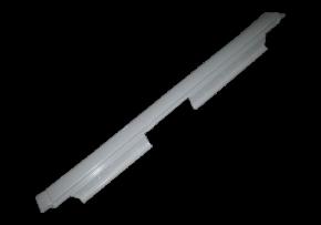 Панель порога зовнішня метал. L Chery Amulet. Артикул: A11-5400201-DY