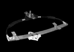 Стеклоподъемник задний левый механический оригинал. Артикул: a11-6204110