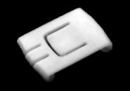 Кліпса кріплення сиденья переднього правого. Артикул: a11-6800041
