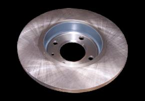 Диск гальмівний передній (Польща, ROTINGER) A15 A11-3501075. Артикул: A11-6GN3501075