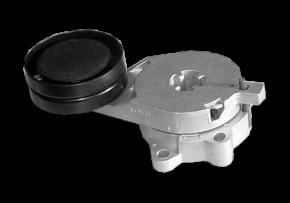 Ролик натяжний с натягувачем ременя генератора Chery. Артикул: A11-8111200AB