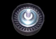 Ролик обводной генератора (пластик) Chery. Артикул: A11-8111210CA