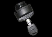 Кришка паливного бака з ключем Chery Amulet. Артикул: A11-8CB1103110