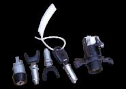 Комплект ключів і личинок Chery Amulet. Артикул: A11-8CB6105H4