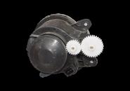 Фара противотуманная L (стекло) Chery Amulet. Артикул: A15-3732010BA