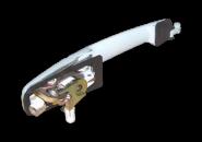 Ручка наружная двери передней L Chery Amulet. Артикул: A15-6105170-DQ