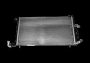 Радіатор кондиціонера (з пластиковою рамкою) A15-8105010. Артикул: A15-8105010