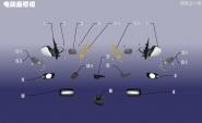 Електричні дзеркала заднього виду. Артикул: A15DQXT-DDHSJ