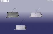 Радіатор кондиціонера. Артикул: A15LNQJGL-LNQZC