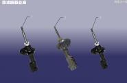 Амортизатор передній. Артикул: A15QJZQ-QJZQZC