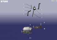 Система впуску повітря. Артикул: A18FDJFJ-JQXT