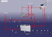 Система охлаждения. Артикул: A18FDJFJ-LQXT
