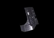 Водоотражатель передний правый A21 E5. Артикул: A21-3102155