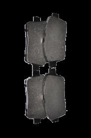 Колодки гальмівні передні MK FC SL GC6 BYD F3 LIFAN 620