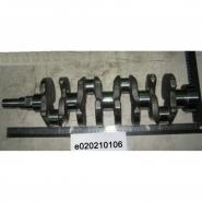 колінвал 1.5 / 1.6L E020210106 MK/MK2/CK/CK2/MK Cross. Артикул: