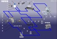 Трубопровод системы охлаждения. Артикул: LQXT-LQGL-480ED