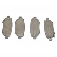 Колодки гальмівні задні B11 2010- M11 T11 2010- S18 S18D-3502090 T11-3502080BA. Артикул: M11-3502090
