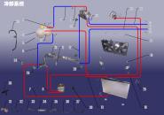 Система охолодження. Артикул: M11FDJFJ-LQXT
