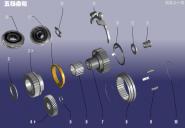 Механізм 5-ї передачі. Артикул: SDBSX-WDCL