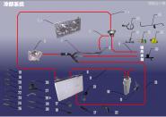 Система охлаждения. Артикул: S21FDJFJ-LQXT